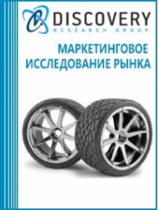Анализ рынка шин для легковых автомобилей в России: итоги 2017 г.