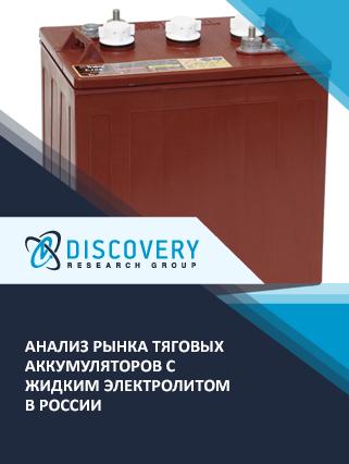 Маркетинговое исследование - Анализ рынка тяговых аккумуляторов с жидким электролитом в России (с базой импорта-экспорта)