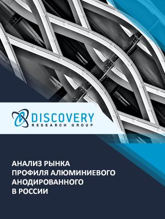 Маркетинговое исследование - Анализ рынка профиля алюминиевого анодированного в России (с базой импорта-экспорта)