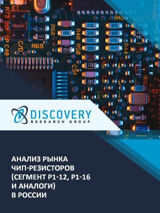 Маркетинговое исследование - Анализ рынка чип-резисторов (сегмент Р1-12, Р1-16 и аналоги) в России