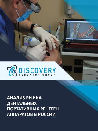 Маркетинговое исследование - Анализ рынка дентальных портативных рентген аппаратов в России (с базой импорта-экспорта)