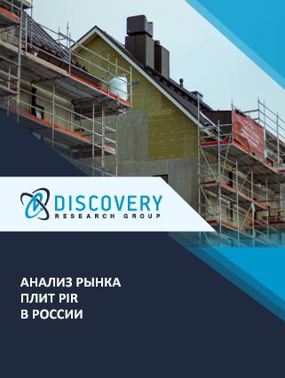 Маркетинговое исследование - Анализ рынка плит PIR в России (с базой импорта-экспорта)