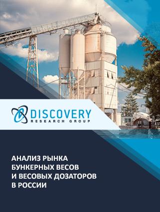 Маркетинговое исследование - Анализ рынка бункерных весов и весовых дозаторов в России (с базой импорта-экспорта)