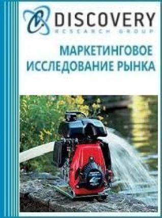 Анализ рынка мотопомп в России  (с предоставлением базы импортно-экспортных операций)