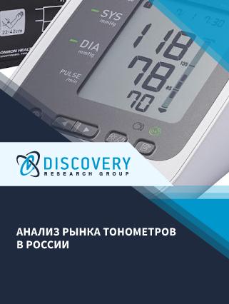 Анализ рынка тонометров в России (с базой импорта-экспорта)
