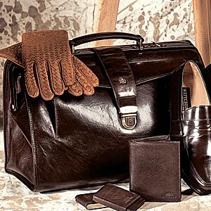 Особенности натуральных кожаных изделий